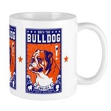 Obey the English Bulldog! Freedom Mug