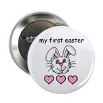 "MY FIRST EASTER 2.25"" Button (100 pack)"