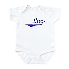 Luz Vintage (Blue) Infant Bodysuit