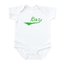 Luz Vintage (Green) Infant Bodysuit