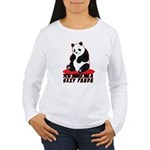 Sexy Panda Women's Long Sleeve T-Shirt