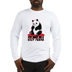 Sexy Panda Long Sleeve T-Shirt