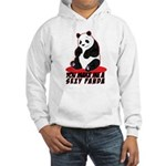 Sexy Panda Hooded Sweatshirt