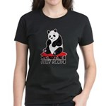 Sexy Panda Women's Dark T-Shirt