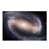 NGC 1300 Spiral Galaxy Postcards (Package of 8)