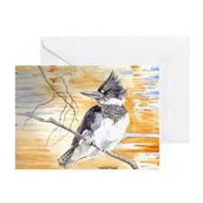 Kingfisher Greeting Cards (Pk of 10)