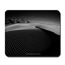 #0116 Death Valley B&W Mousepad