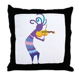 Kokopelli 15 Throw Pillow