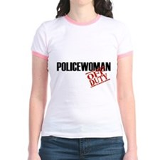 Off Duty Policewoman T