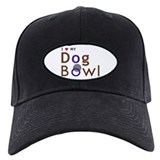 Dog BOwl Baseball Cap