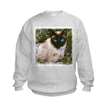 Unique Seal point Sweatshirt