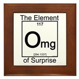 Element OMG Framed Tile