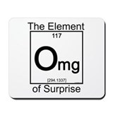 Element OMG Mousepad