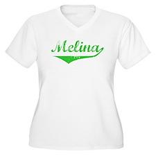 Melina Vintage (Green) T-Shirt