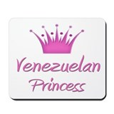 Venezuelan Princess Mousepad