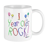 1 Year Olds Rock ! Mug