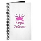 Tajik Princess Journal