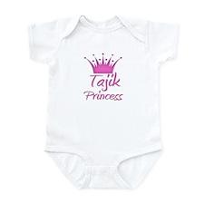 Tajik Princess Infant Bodysuit