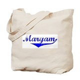 Maryam Vintage (Blue) Tote Bag