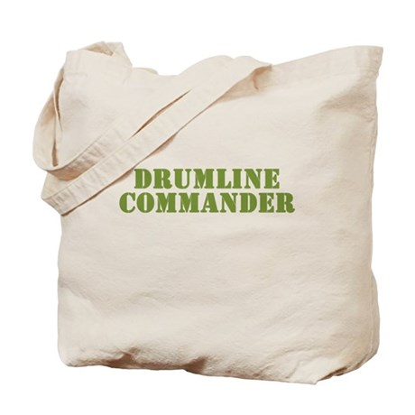 Drumline Commander Tote Bag
