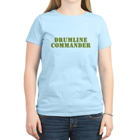 Drumline Commander Women's Light T-Shirt