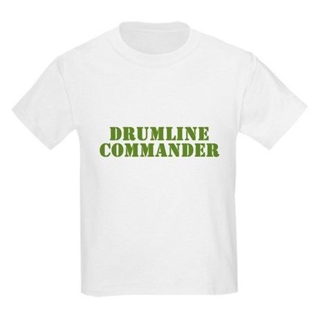 Drumline Commander Kids Light T-Shirt