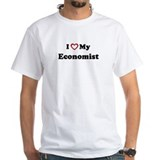 I Love My Economist Shirt