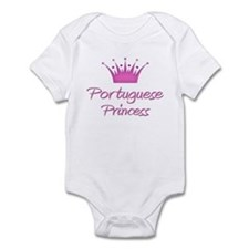 Portuguese Princess Infant Bodysuit