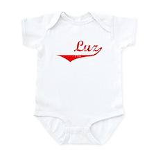 Luz Vintage (Red) Infant Bodysuit
