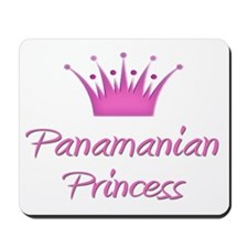 Panamanian Princess Mousepad