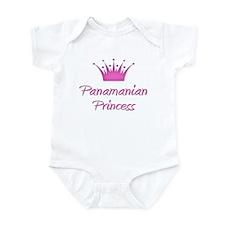 Panamanian Princess Infant Bodysuit