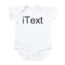iText Infant Bodysuit