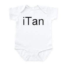iTan Infant Bodysuit