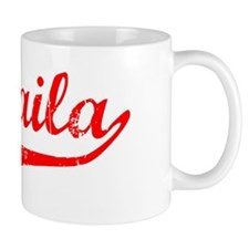 Makaila Vintage (Red) Mug