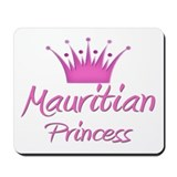 Mauritian Princess Mousepad