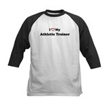 I Love My Athletic Trainer  T