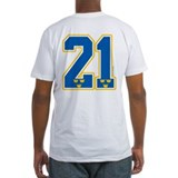 SE Sweden(Sverige) Hockey 21 Shirt