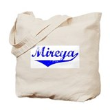 Mireya Vintage (Blue) Tote Bag