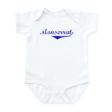 Monserrat Vintage (Blue) Infant Bodysuit