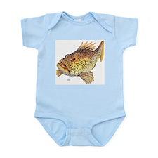 Coney Tropical Fish Infant Creeper