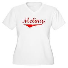 Melina Vintage (Red) T-Shirt