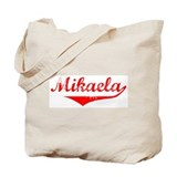 Mikaela Vintage (Red) Tote Bag