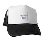 Snowboarder Winter Sport Trucker Hat