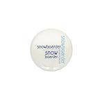 Snowboarder Winter Sport Mini Button (100 pack)