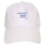 Snowboarder Winter Sport Cap