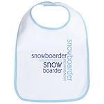 Snowboarder Winter Sport Bib