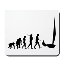 Sailing Evolution Mousepad