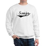 Sonja Vintage (Black) Sweatshirt