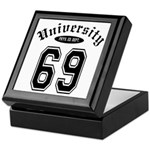 University Keepsake Box