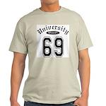 University Ash Grey T-Shirt